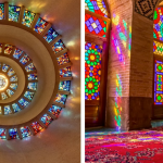 stained glass works